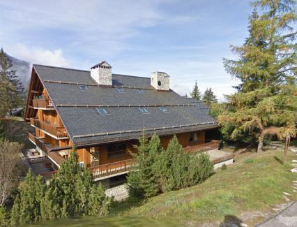 Chasseforet1 aur lie rosset architecte for Architecte albertville
